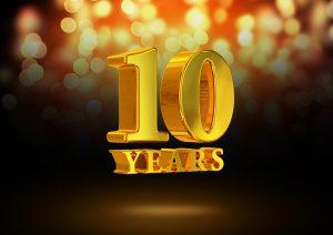 ten years of mechanical portfolio management